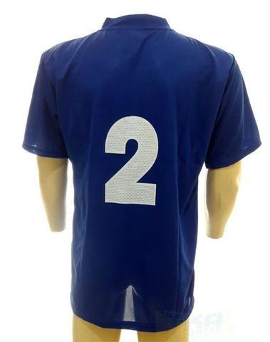 Jogo de Camisa TRB 12 pcs azul ou vermelho tam  unico - Esportes e ... b3d3b78d08c4e