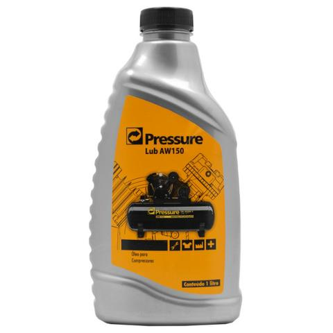 R$ 16,90 Óleo para compressor AW150 1 litro Pressure
