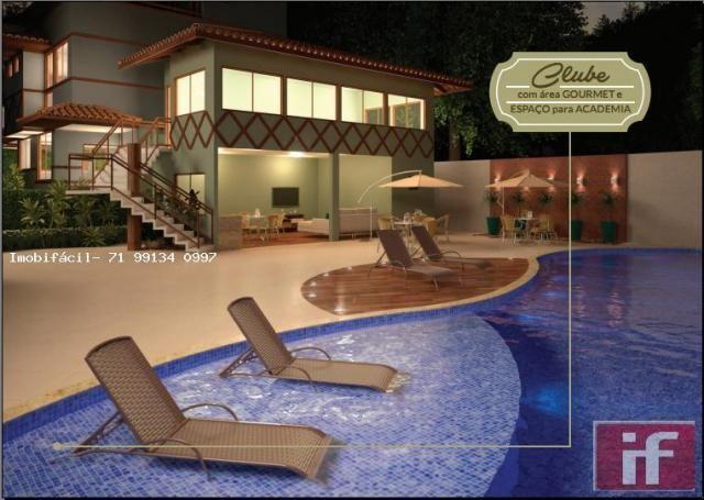 Casa de condomínio à venda com 3 dormitórios em Imbassaí, Mata de são joão cod:371