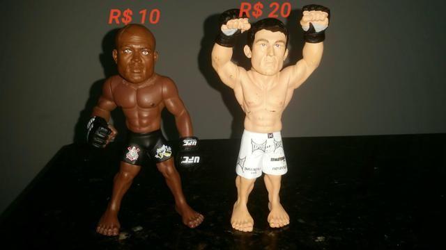 Bonecos UFC Round 5 Loose