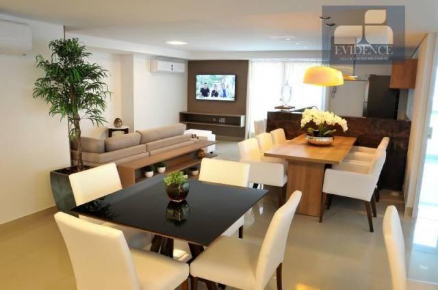 Apartamento residencial para locação, Tambaú, João Pessoa - AP0127.