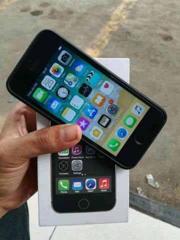 IPhone 5s 16g parcelo 12x50