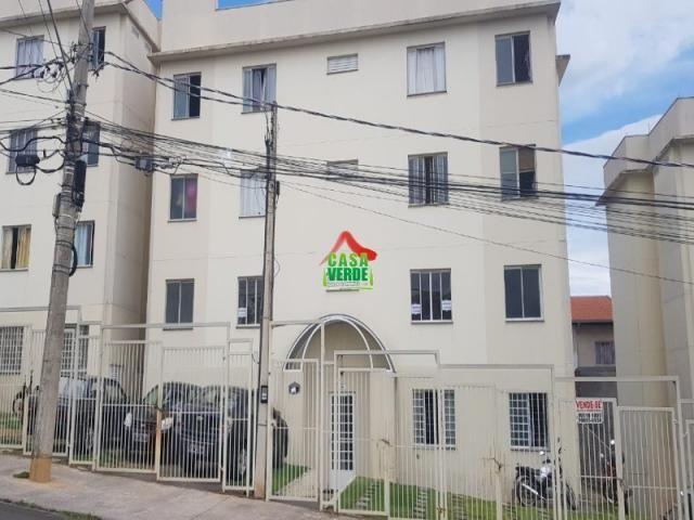 Apartamento à venda com 2 dormitórios em Jardim morada do sol, Indaiatuba cod:AP02858