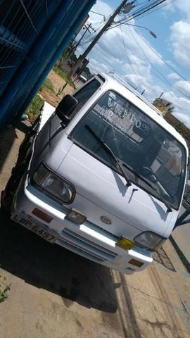 Ásia Towner Truck 96 Pick up carroceria revisada 12x cartões sem juros - Foto 8