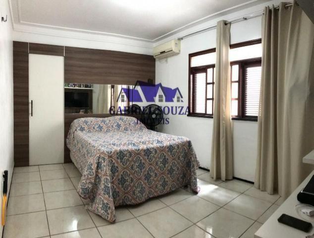 Belíssima Casa Solta com Amplo Terreno (484m² / 3 Quartos / 5 Vagas) na Maraponga - Foto 8