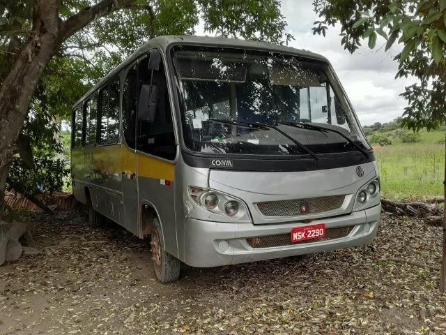Micro ônibus volks analizo propostas e trocas