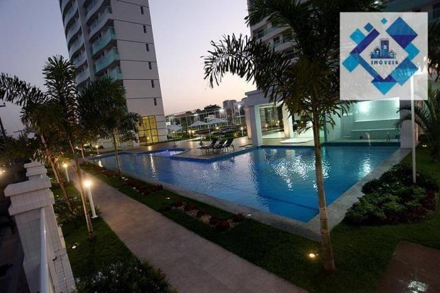 Apartamento com 3 dormitórios à venda, 72 m² por R$ 460.000,00 - Guararapes - Fortaleza/CE - Foto 18