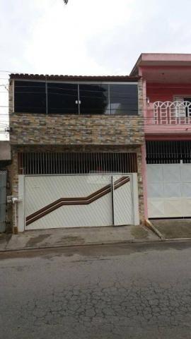 Sobrado com 4 dormitórios à venda, 112 m² por R$ 300.000,00 - Parque Piratininga - Itaquaq