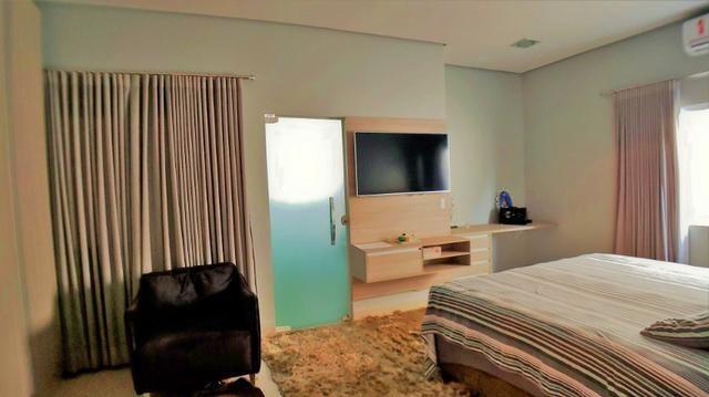 Sobrado 4 Suítes + Escritório, 319 m² c/ armários e lazer na 307 Sul - Foto 16
