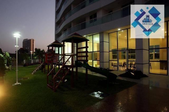 Apartamento com 3 dormitórios à venda, 72 m² por R$ 460.000,00 - Guararapes - Fortaleza/CE - Foto 20