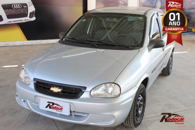 Chevrolet GM Corsa Sedan Classic 1.0 Prata