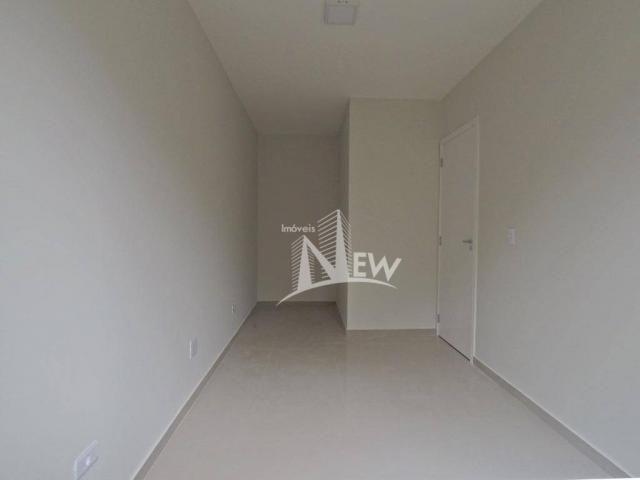 Apartamento térreo com GARDEN, 02 quartos no Parque da Fonte, São José dos Pinhais - Foto 14