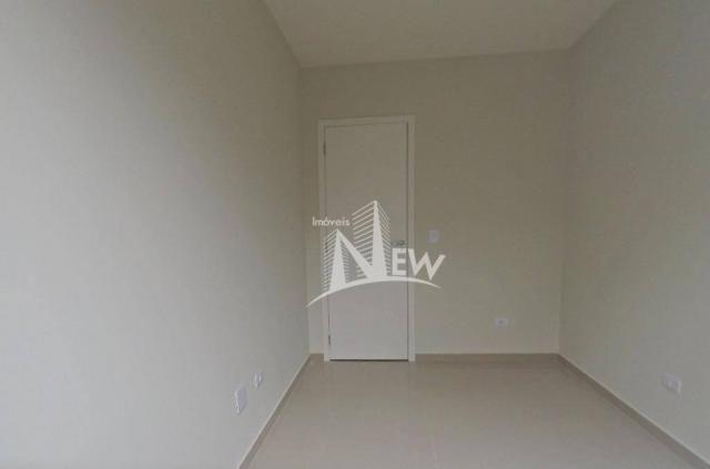 Apartamento térreo com GARDEN, 02 quartos no Parque da Fonte, São José dos Pinhais - Foto 13