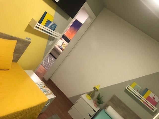 WC - Lançamento da Morar Construtora Apartamento Cond. Fechado com elevador - ES - Foto 10