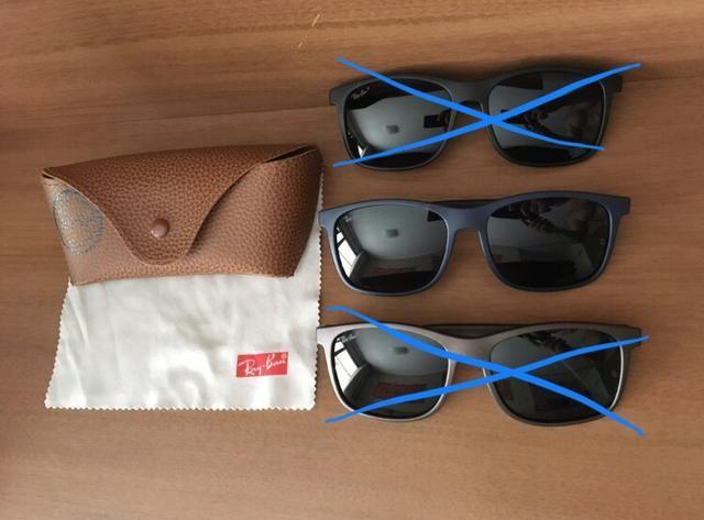 0f19fadc69836 Óculos Ray Ban Novos - Aceito Cartão - Bijouterias, relógios e ...