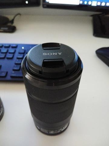 Lente Sony 55 210mm, Novissima