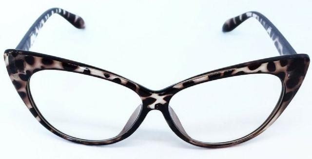 Armação para Óculos de Grau com Formato de Gatinho - Bijouterias ... e17038f00e