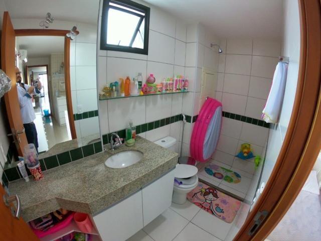 Apartamento à venda com 3 dormitórios em Ponta verde, Maceió cod:268 - Foto 10