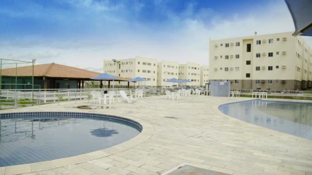 Apartamento com 02 quartos em Vitória de Santo Antão, parcelas em até 60 vezes! - REF. 260 - Foto 2
