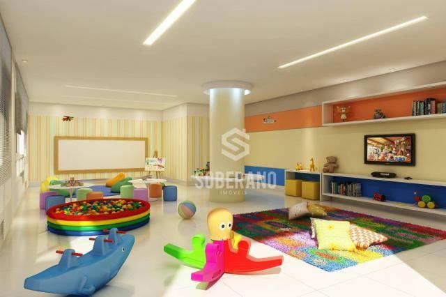 Apartamento com 3 dormitórios à venda, 78 m² por R$ 377.266 - Bancários - João Pessoa/PB - Foto 6