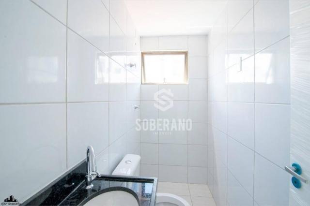Apartamento com 2 dormitórios à venda, 54 m² por R$ 179.990 - Jardim Cidade Universitária  - Foto 8