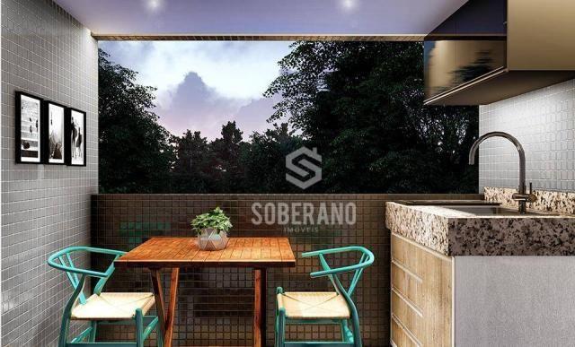 Apartamento com 2 dormitórios à venda, 54 m² por R$ 204.000 - Jardim Cidade Universitária  - Foto 20
