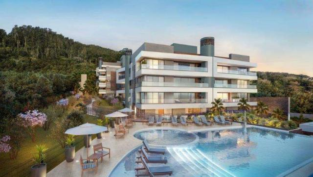 Miragio Cacupé - Apartamento de 3 suítes bem localizado em Florianópolis, SC - Foto 2
