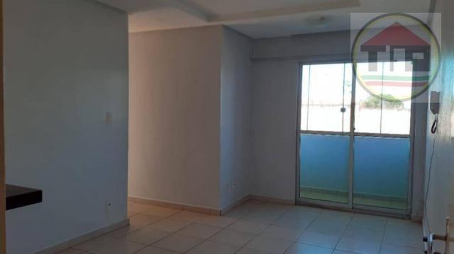 Apartamento com 3 dormitórios à venda, 60 m² por R$ 160.000 - total vile- Nova Marabá - Ma - Foto 4