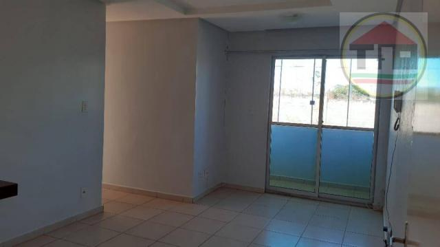 Apartamento com 3 dormitórios à venda, 60 m² por R$ 160.000 - total vile- Nova Marabá - Ma - Foto 7