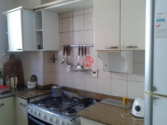 Apartamento com 3 dormitórios à venda, 150 m² por R$ 580.000,00 - Meireles - Fortaleza/CE