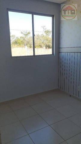 Apartamento com 3 dormitórios à venda, 60 m² por R$ 160.000 - total vile- Nova Marabá - Ma - Foto 17