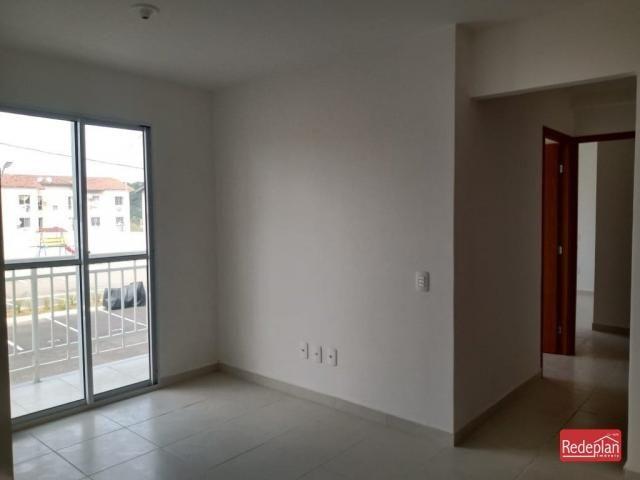 Apartamento para alugar com 2 dormitórios em Roma, Volta redonda cod:15899 - Foto 8