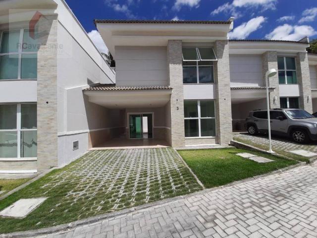 Casa em condominio à venda, Eusébio, 03 quartos