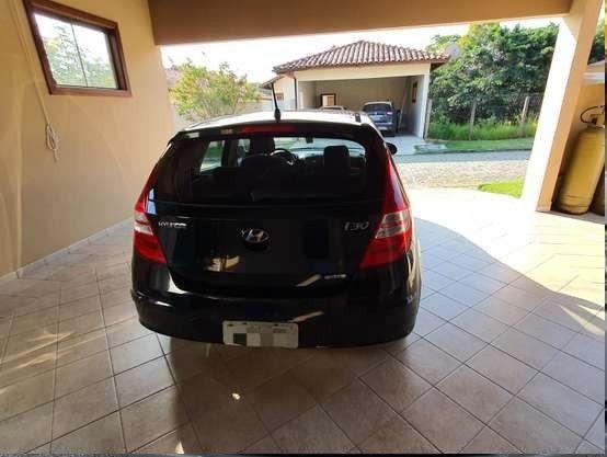 Hyundai i30 Preto 2011 2.0 mpfi automatico - Foto 3