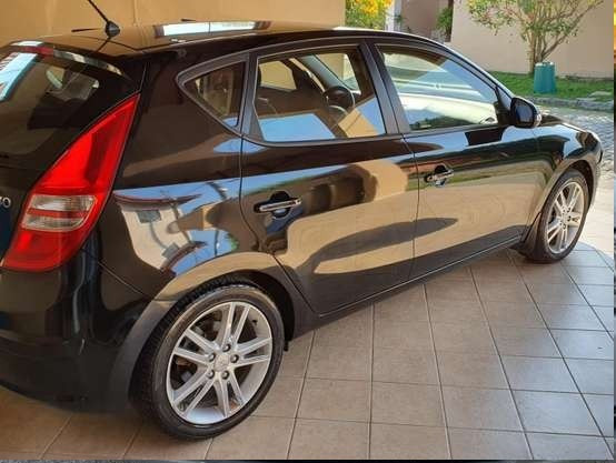 Hyundai i30 Preto 2011 2.0 mpfi automatico