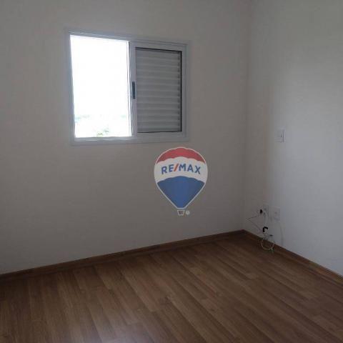 Apartamento com 3 dormitórios para alugar, 77 m² por R$ 1.850,00/mês - Jardim dos Calegari - Foto 13