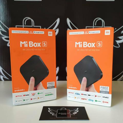 Mi Box S Xiaomi 4K - Chromecast Integrado + Google Assistente - Foto 2