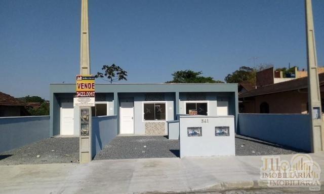 Casa à venda com 2 dormitórios em Boehmerwald, Joinville cod:1291197 - Foto 2