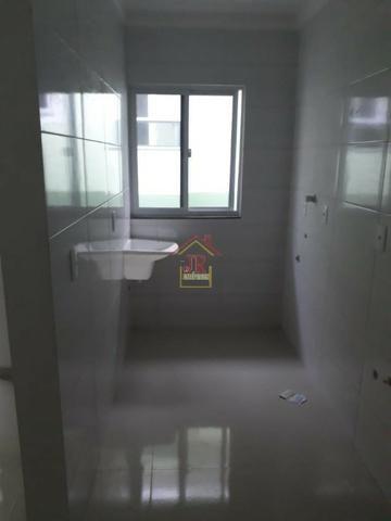 AL@-Apartamento com 02 dormitórios, banheiro social, cozinha, - Foto 6