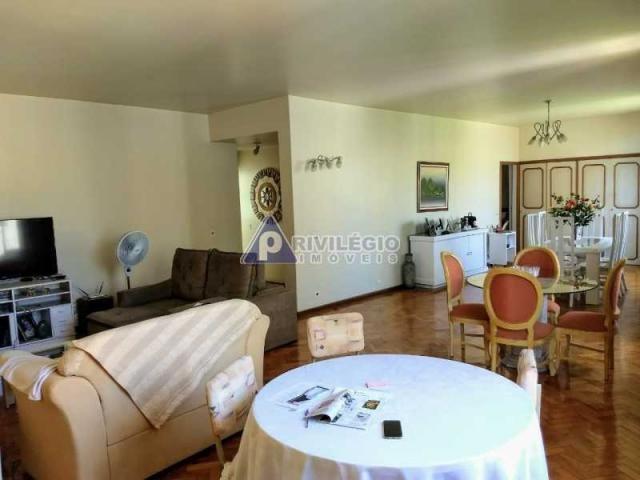 Apartamento à venda, 4 quartos, 2 vagas, Laranjeiras - RIO DE JANEIRO/RJ - Foto 4
