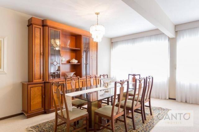 Apartamento com 4 dormitórios (1 suíte) à venda no Alto da XV, 289 m² por R$ 779.000 - Cur - Foto 6