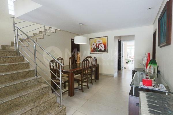 Sobrado 5 quartos,3 suítes,varanda gourmet,Condomínio Jardins Mônaco. - Foto 10