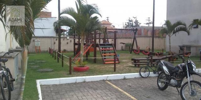 OPORTUNIDADE DE COMPRA APARTAMENTO 2 QUARTOS CONDOMINIO FECHADO COM PISCINA E SAUNA. - Foto 17