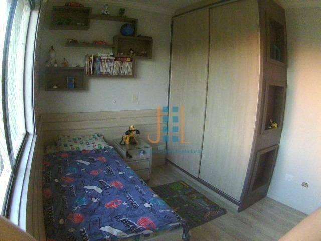 Sobrado em condomínio três quartos sendo uma suíte no Pinheirinho - Foto 15