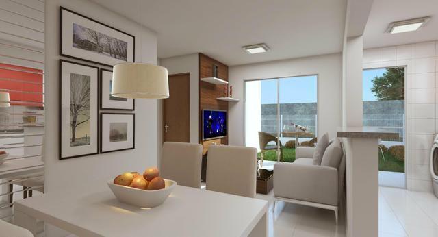 14- Royale Residence. Apto com Elevador e porcelanato. Entrada parcelada em até 40x - Foto 4