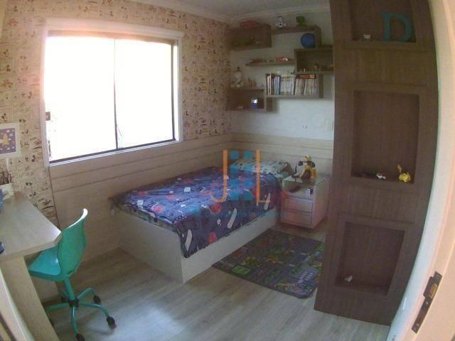 Sobrado em condomínio três quartos sendo uma suíte no Pinheirinho - Foto 14