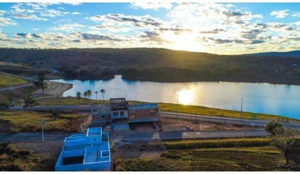 Lago Sul lotes Parcelados as margens do Lago Corumbá em Caldas novas - Foto 9