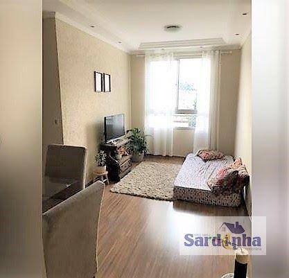 Apartamento à venda com 2 dormitórios em Paraisópolis, São paulo cod:4003