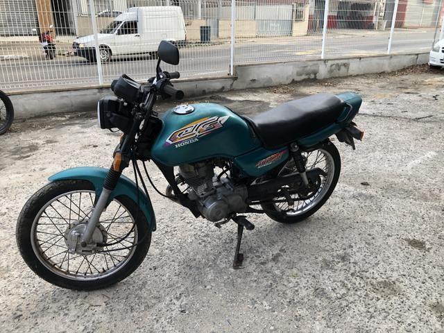 Moto Honda Titan 125 1999 - Foto 4