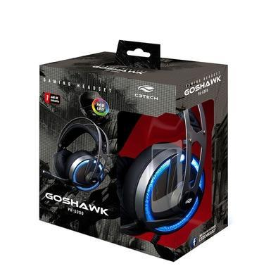Fone c/microfone Gamer Goshawk PH-G300SI C3T - Foto 2